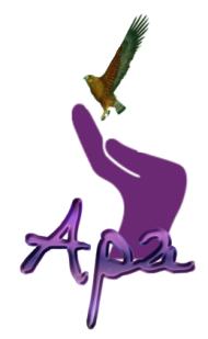 Logo APA original détouré avec transparence pour le site.